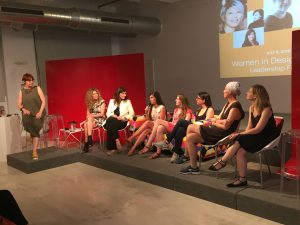 Panel Women in Design and Tech Leadership Forum